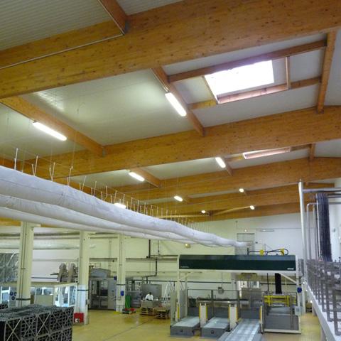 Accès toiture : Bluesteel Pass > 100 X 100