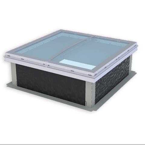 Bluesteel RPT Fix Voile-Dôme 100 x 100